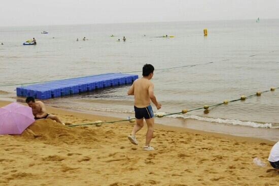 Weihai International Bathing Beach: 威海海水浴场