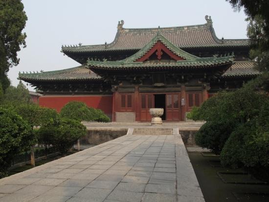 Zhengding Ancient City: 古城