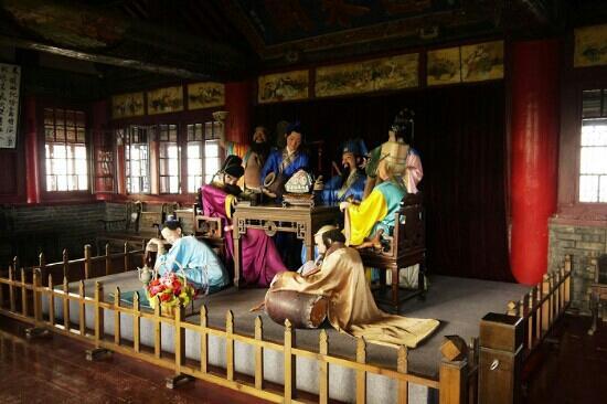 Penglai Tianhou Palace: 天后宫