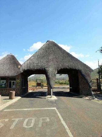 Kurhula Wildlife Lodge: 南非