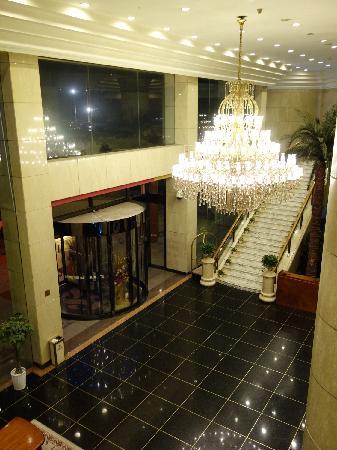 Yichang International Hotel : 酒店大堂2