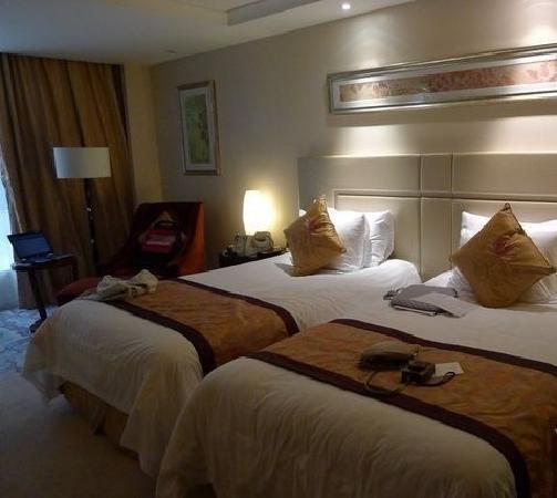 New Century Changchun Grand Hotel : 房间
