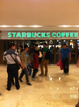 Starbucks (Formerly Plaza)