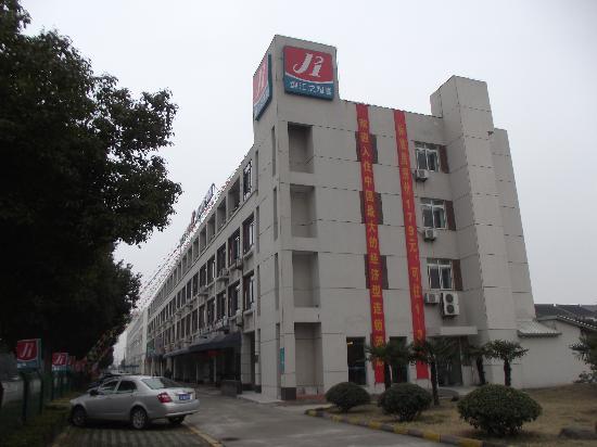 Jinjiang Inn Suzhou Mudu Zhujiang Road