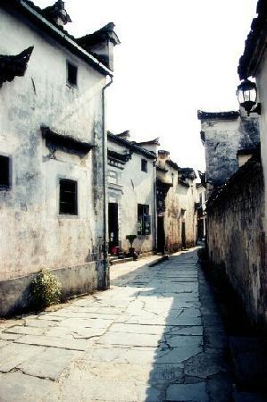 Xidi Ancient Village: 西递的时光