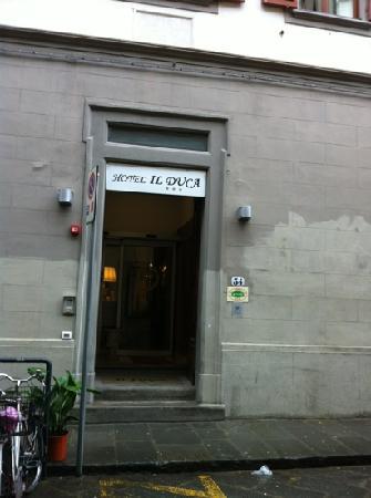 Hotel Il Duca: o