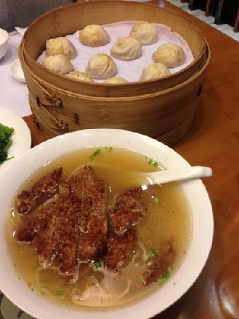 Ding TaiFeng (Fang CaoDi)