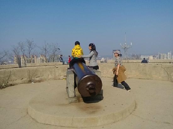 Xipaotai Park: paotai