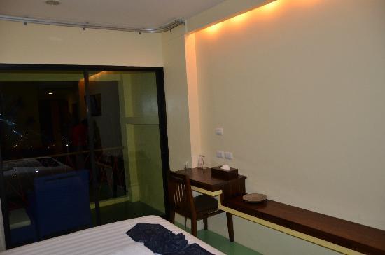 CC's Hideaway: 卧室