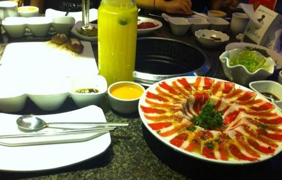 Han'nashan Korean BBQ (Xi Hui Cheng)