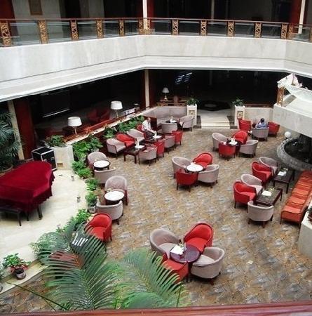 Changchun Garden Hotel: 大堂