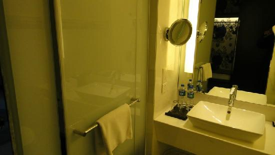 Wanda Realm Xiamen North Bay: 浴室