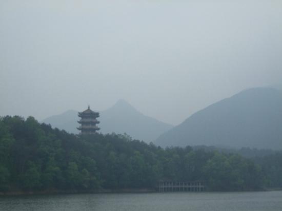 Nanzheng County, Chine : 远眺