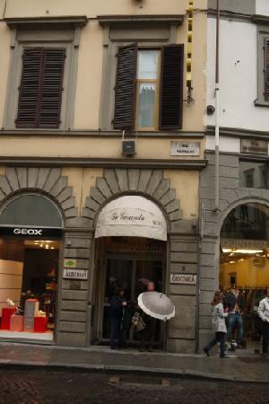 Hotel La Gioconda: l
