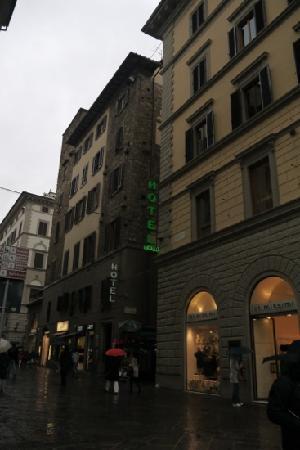 Hotel Bigallo: b