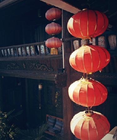 Huayang Nianhua Inn Lijiang Yangguang Lijiang : hotel