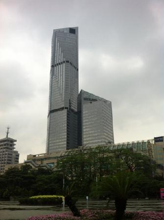 China Plaza: 外观