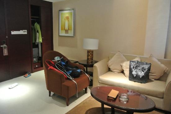 Qingshan Hotel: woshi1