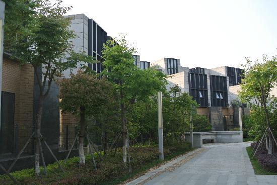Qingshan Hotel: jiudian3