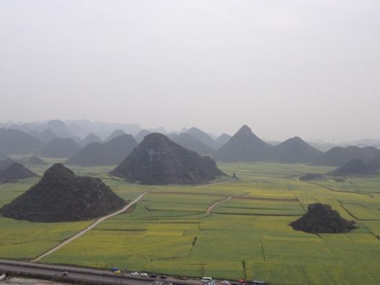 Jinji Peak : 景观