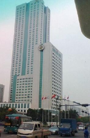 Regal Palace Hotel : 环境