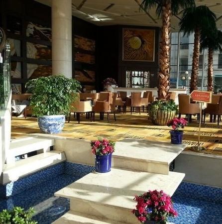 Yan Bei Hotel: 大堂