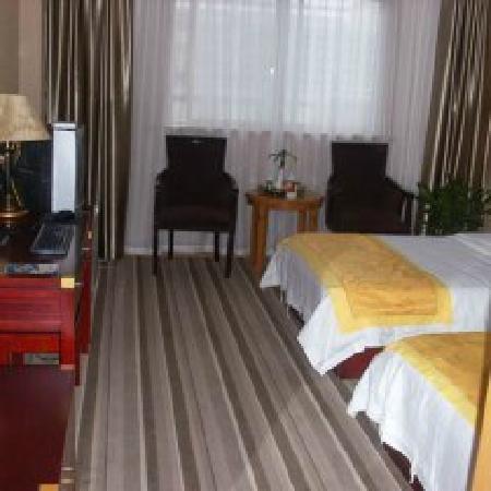 Jinghang Hotel: 标准间(照片来自网上)