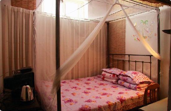 Brigtness Pioneer Hostel: 普通大床房