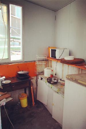 Brigtness Pioneer Hostel: 自助小厨