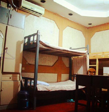 Brigtness Pioneer Hostel: 女生私密八人间