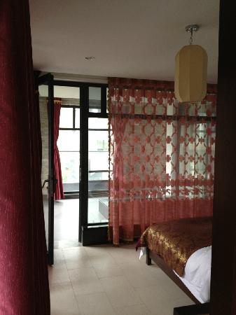 Tianmu Jiangxi Lushan Hotspring Resort: 房间很中式