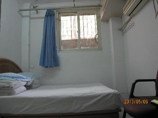 Xianglai Street Guest House: 大床间,帶卫浴