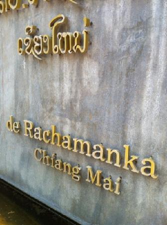 de Rachamanka: 门口