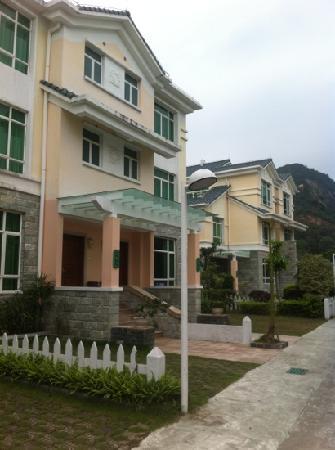 Gudou Hot Spring Resort : 温泉别墅