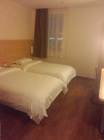 Ibis Hotel Beijing Jian'guomen: 床