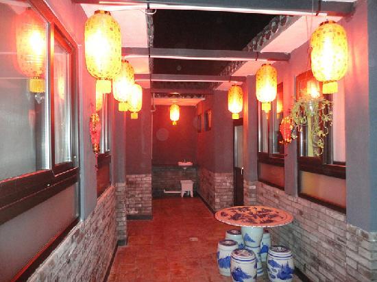 Yo Yo Hotel Nanluogu Alley: 夜景