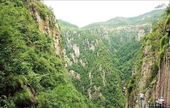 Taizhou Qiongtai Xiangu Scenic Resort: 琼台仙谷
