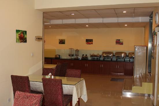 Hanting Inns Tanggu Waitan: 餐厅