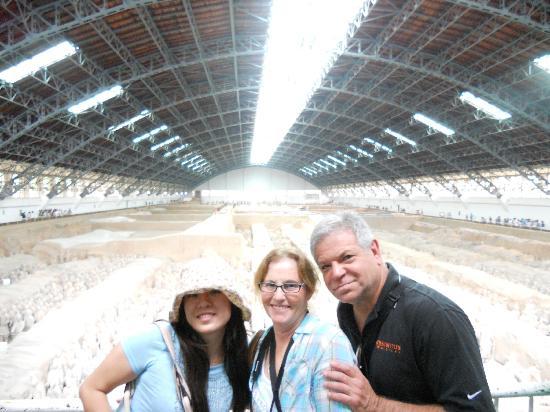 Xi'an Kathy's Tour的一日游