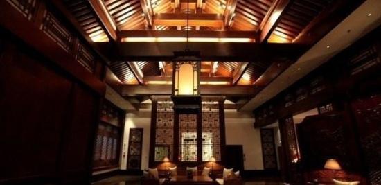 Aman Summer Palace : 大堂