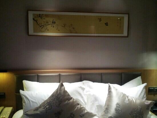 Scholars Hotel (Suzhou New District): 大床房