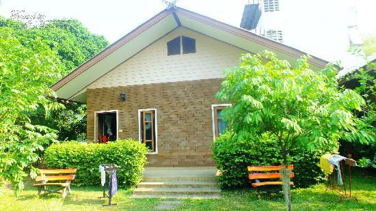 Gongkaew Chiangmai Home: 大床房