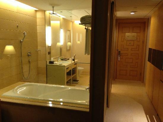 Hotel Nikko Wuxi: 卫生间