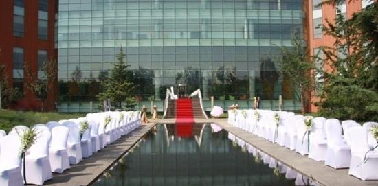 Hotel Jen Upper East Beijing(A Shangri-La Hotel): 门前