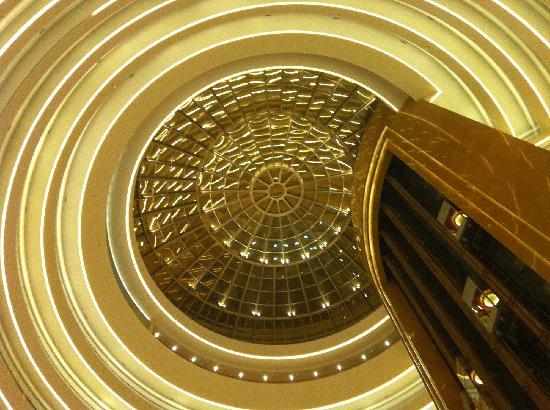 InterContinental Hangzhou: 酒店大堂