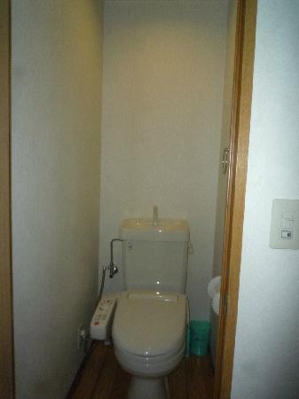 Hotel Livemax Nagoya: 厕所
