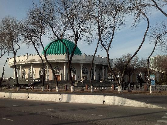 Amir Timur Museum : 帖木儿博物馆