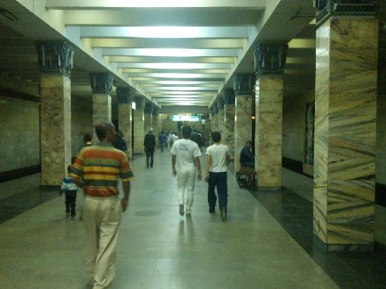 "Metro Taschkent : 地铁""塔什干""站"