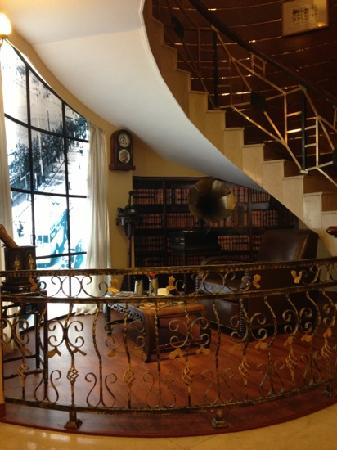 โรงแรมพาร์ค: 古典的摆设