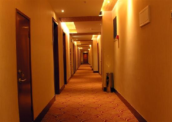 Huatai Hotel: 走廊